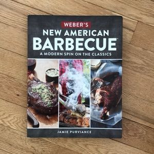 Other - Weber's New American Barbecue Cookbook